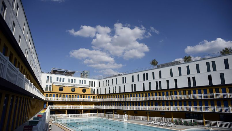 Molitor la piscine embl matique de paris rouvre ses for Piscine molitor prix